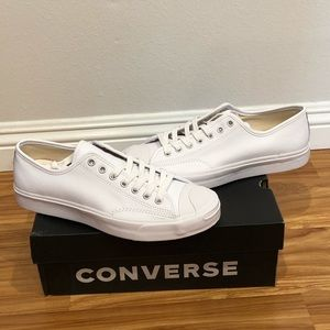 Converse Jack Purcell White Leather 164225C M 9